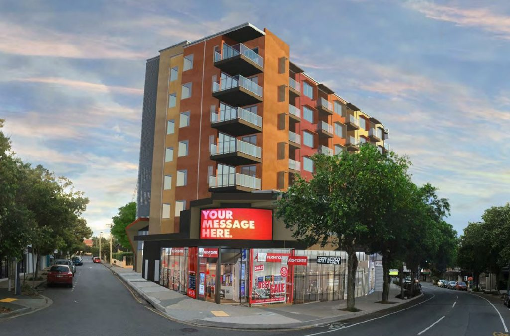 Multiple Dwellings & Retail – Chapel Street & Sandgate Road, Nundah
