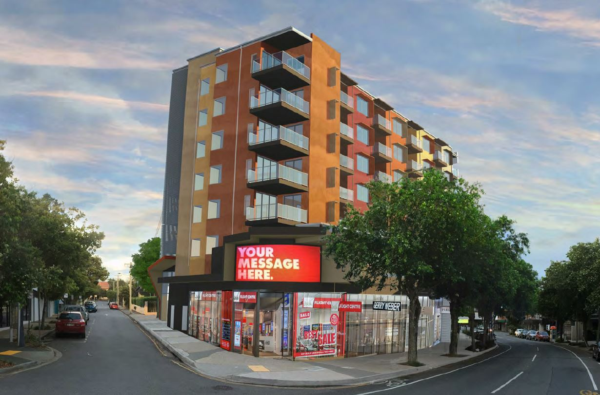 Multiple Dwellings & Retail - Chapel Street & Sandgate Road, Nundah