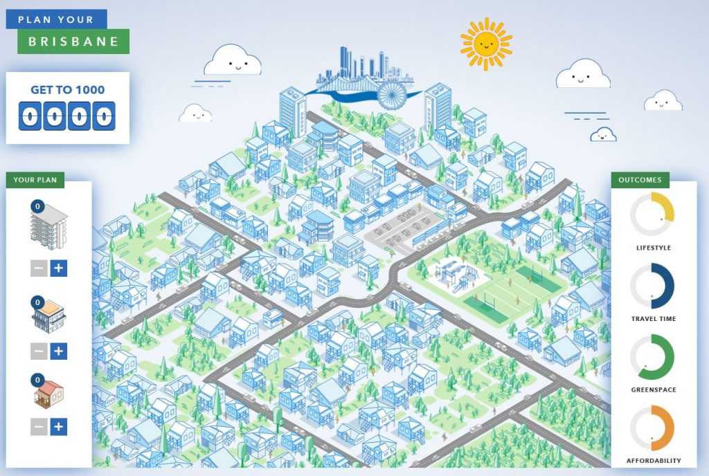 Urban Planning Game Launched - Brisbane City Council - Your