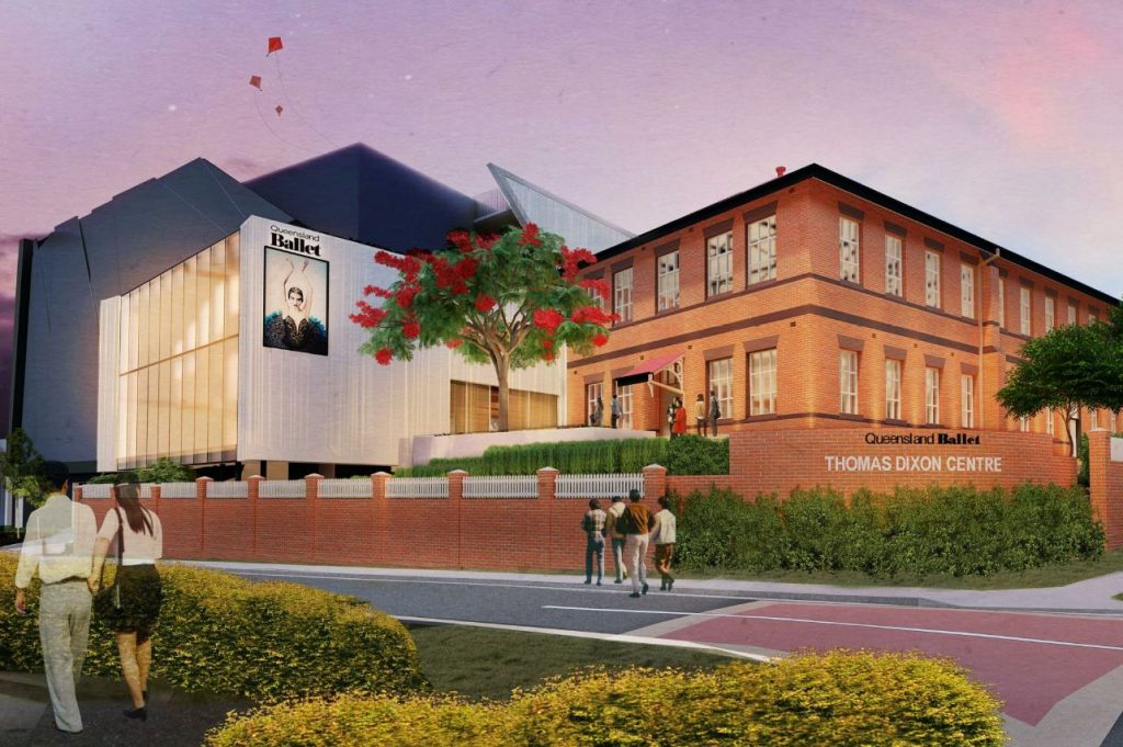 Thomas Dixon Centre Refurbishment & Performing Arts Expansion – Montague Road, West End