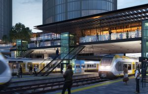 $750 million Transport Orientated Development for Albion Train Station