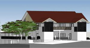 New Class Rooms – St Pius V Primary School, Banyo