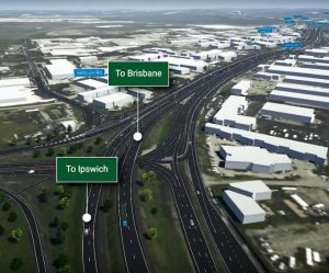 $400 million Ipswich Motorway Upgrade – Major Traffic Switch