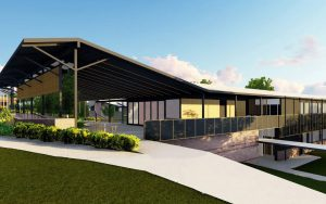 New Classroom Building – Mt Maria College, 21 Armstrong Street, Petrie