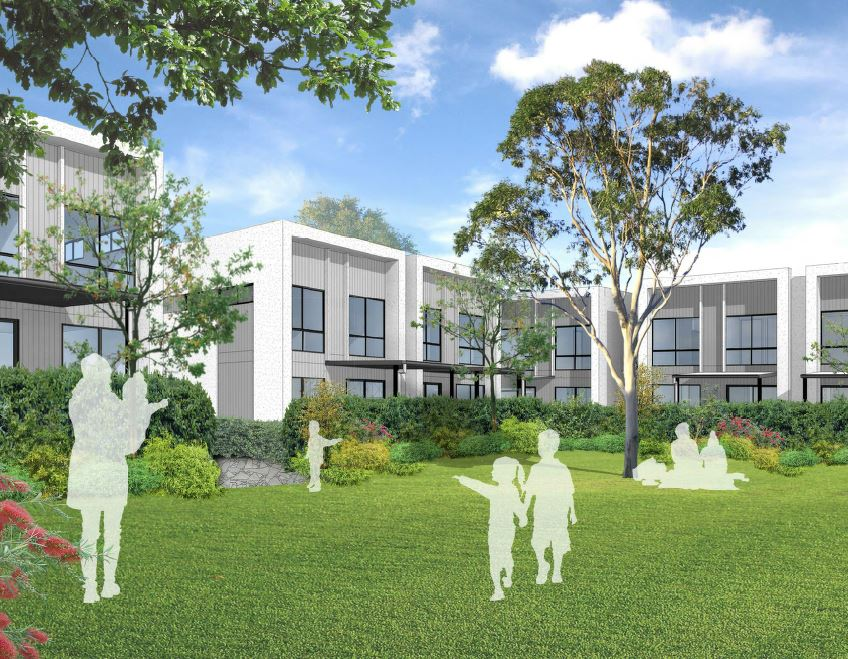Azure Townhouses (Stage 3) – 150-160 Government Road, Richlands