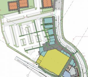 Approved Neighbourhood Centre – Brays Road, Griffin