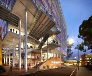 Engineering & Research Hub (Liveris Building) – University of Queensland, St Lucia