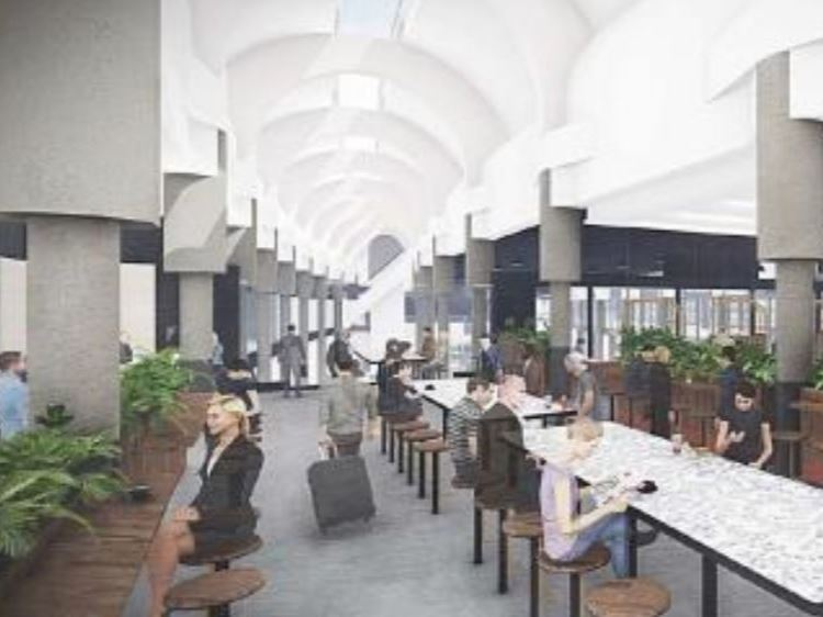 $40 Million Redevelopment – Brisbane Domestic Terminal