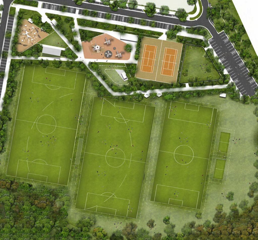 Construction to commence – $6.5 Million Sporting Precinct, Carseldine Urban Village