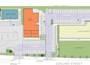 Mixed Use Service Centre – Collins Street, Redland Bay