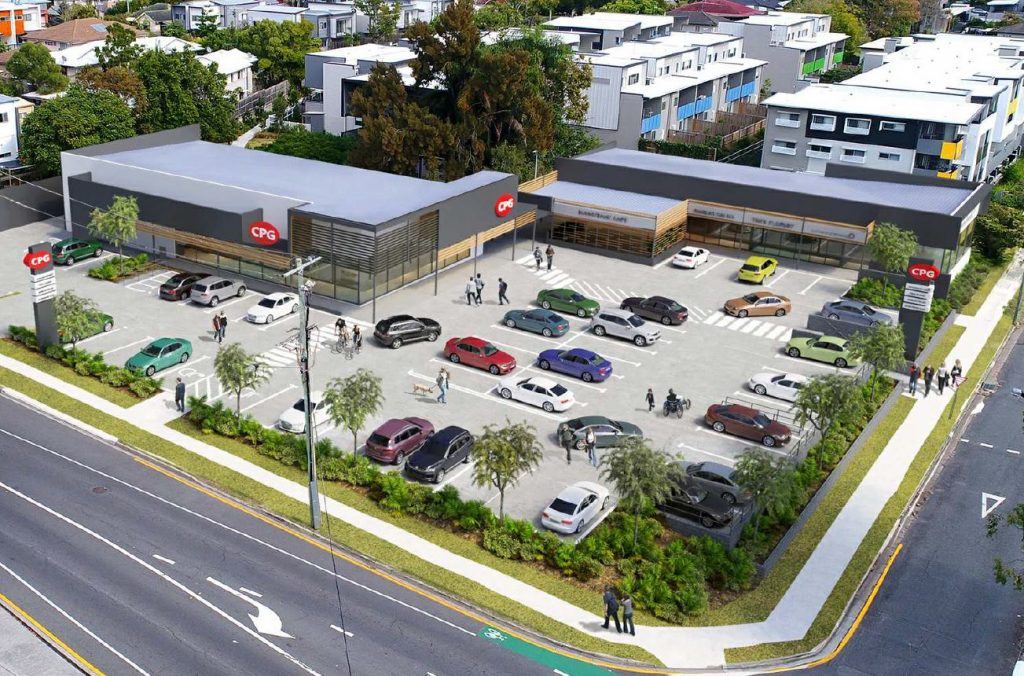 Neighbourhood Shopping Centre – Troughton Road & Boundary Road, Sunnybank