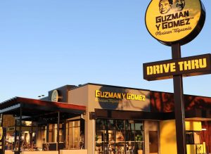Guzman Y Gomez Restaurant – Victoria Point Shopping Centre