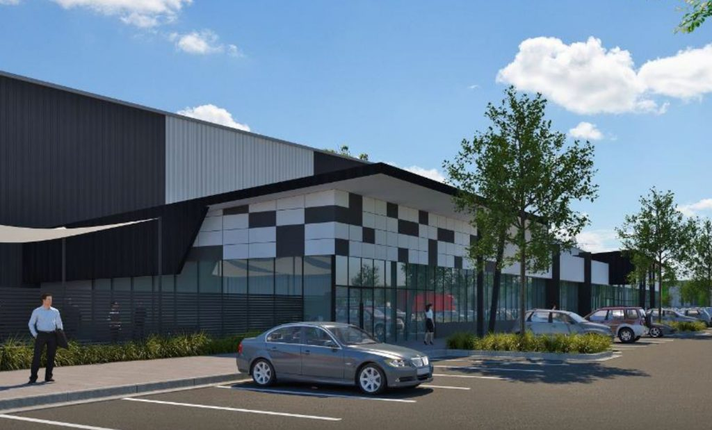 SEQ Logistics, Sortation & Distribution Centre – Redbank