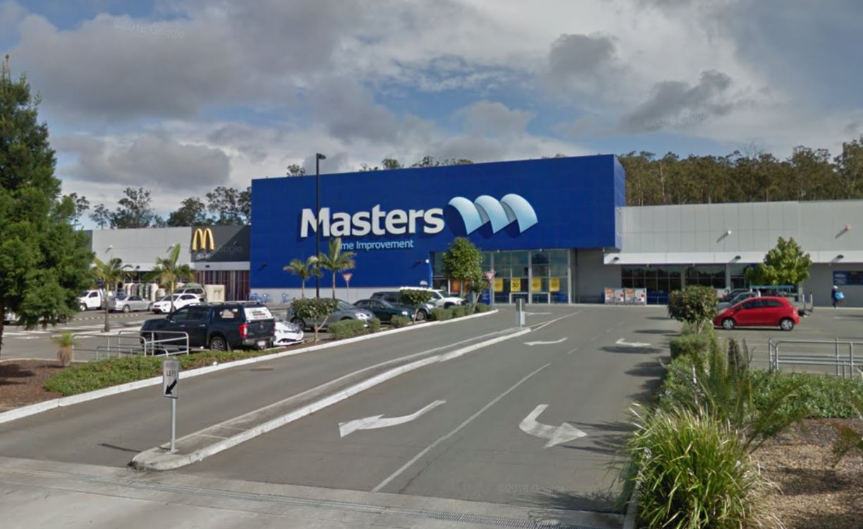 Retail Centre – Refurbished Masters Home Improvement Store, Springfield