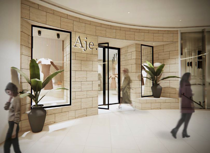 Aje Store – Queens Plaza, Brisbane City