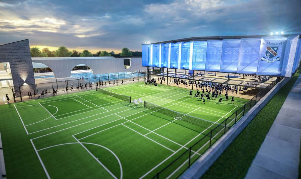 New Sports Precinct & Refurbishments – St Margaret's Anglican School, Ascot
