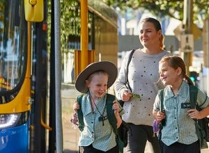 School Service Finder App – Translink, South East Queensland