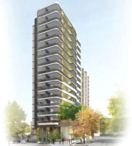 Residential Towers – West Village, 111 Boundary Road, West End