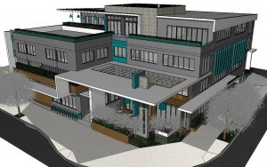 Mixed Use Building – Winstanley Street, Carina Heights