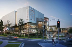 Approved – Cinema, Dining & Entertainment Precinct – Mt Ommaney Shopping Centre