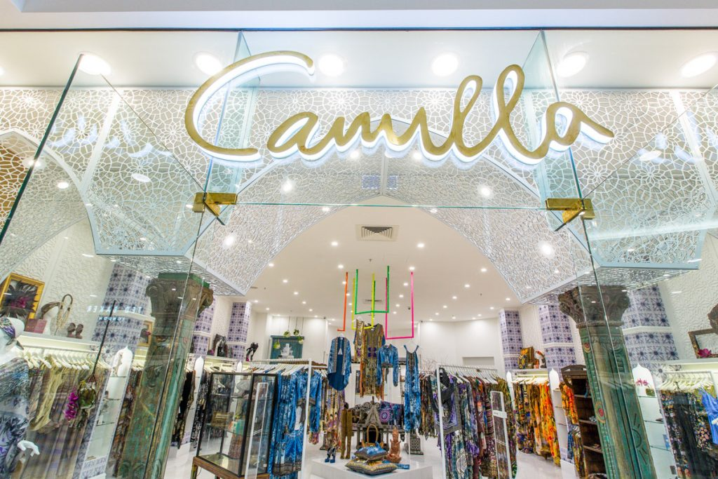 Camilla Store – Queens Plaza, Brisbane City