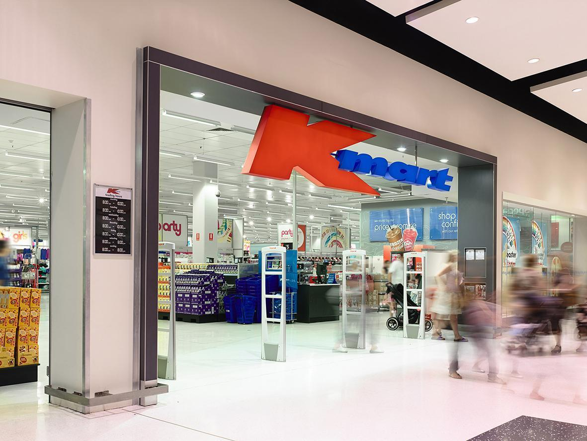 Kmart Opening 29 August - Stafford City Shopping Centre
