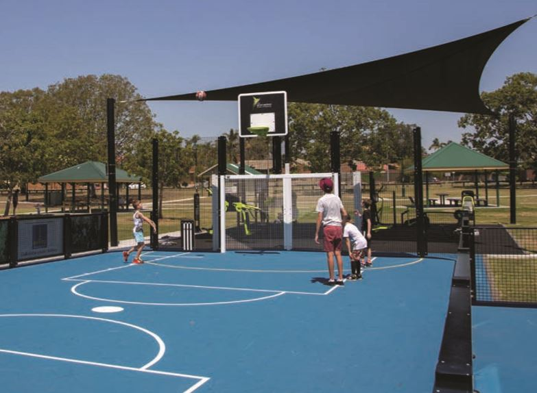 Wally Tate Park Upgrade – Beenleigh Road, Runcorn