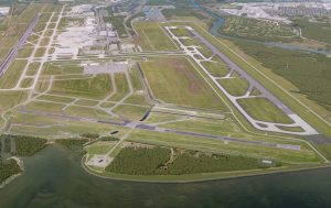 Construction Milestone Achieved – New Runway, Brisbane Airport