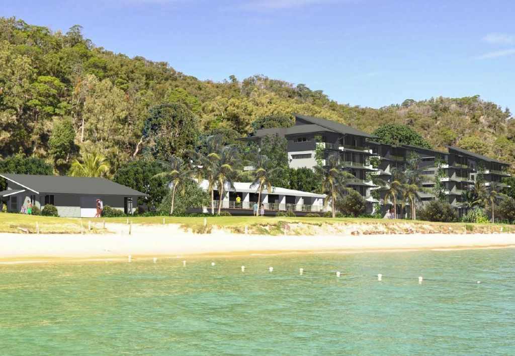 Approved – Tangalooma Island Resort Extension, Moreton Island