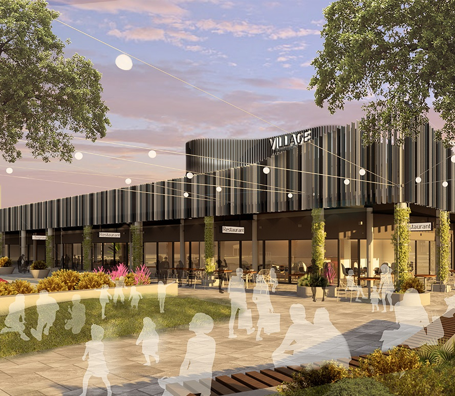 New Retail & Refurbishments – Albany Creek Village Shopping Centre
