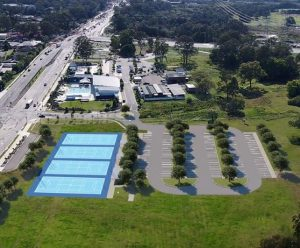 $7 Million Competition Netball Courts – Fitzgibbon