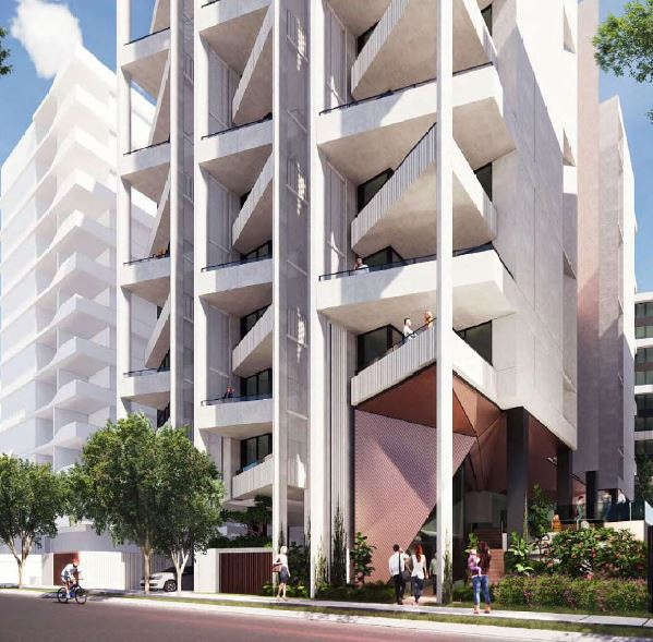 Two Residential Towers – Wolseley Street & Carl Street, Woolloongabba