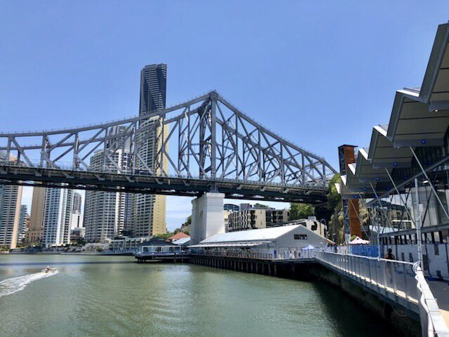 $12 Million CityCat Terminal – Howard Smith Wharves