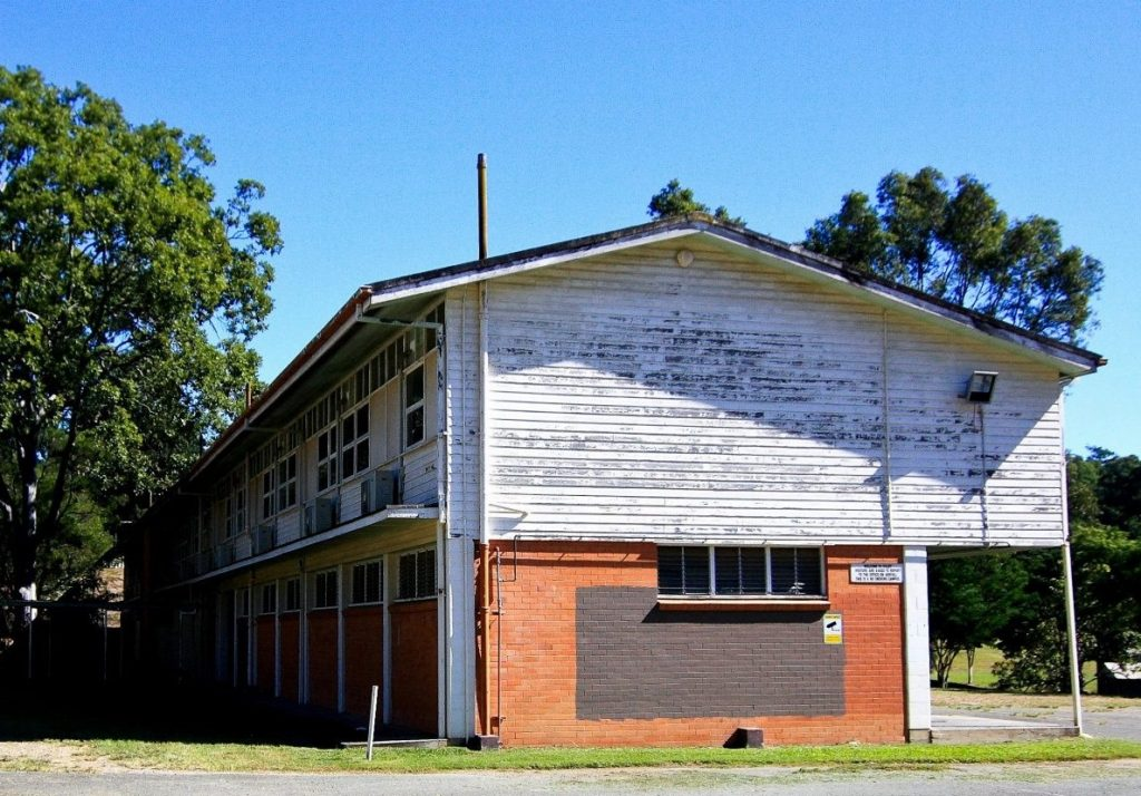 Demolition Commences – Former Oxley Secondary College