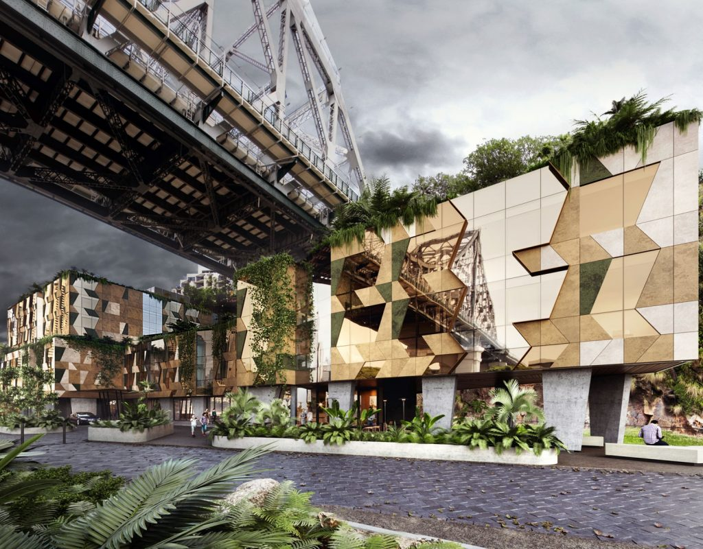 $60 Million Art Series Hotel – Howard Smith Wharves, Brisbane City