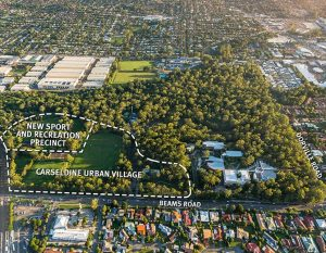 Approved – Carseldine Urban Village Masterplan & Stage 1