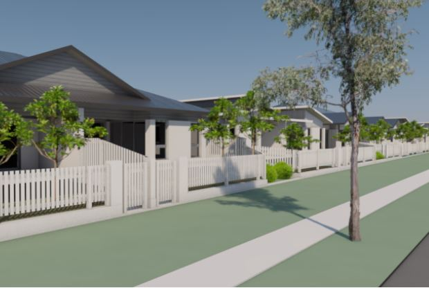 Multiple Dwellings – Cleveland Redland Bay Road, Thornlands