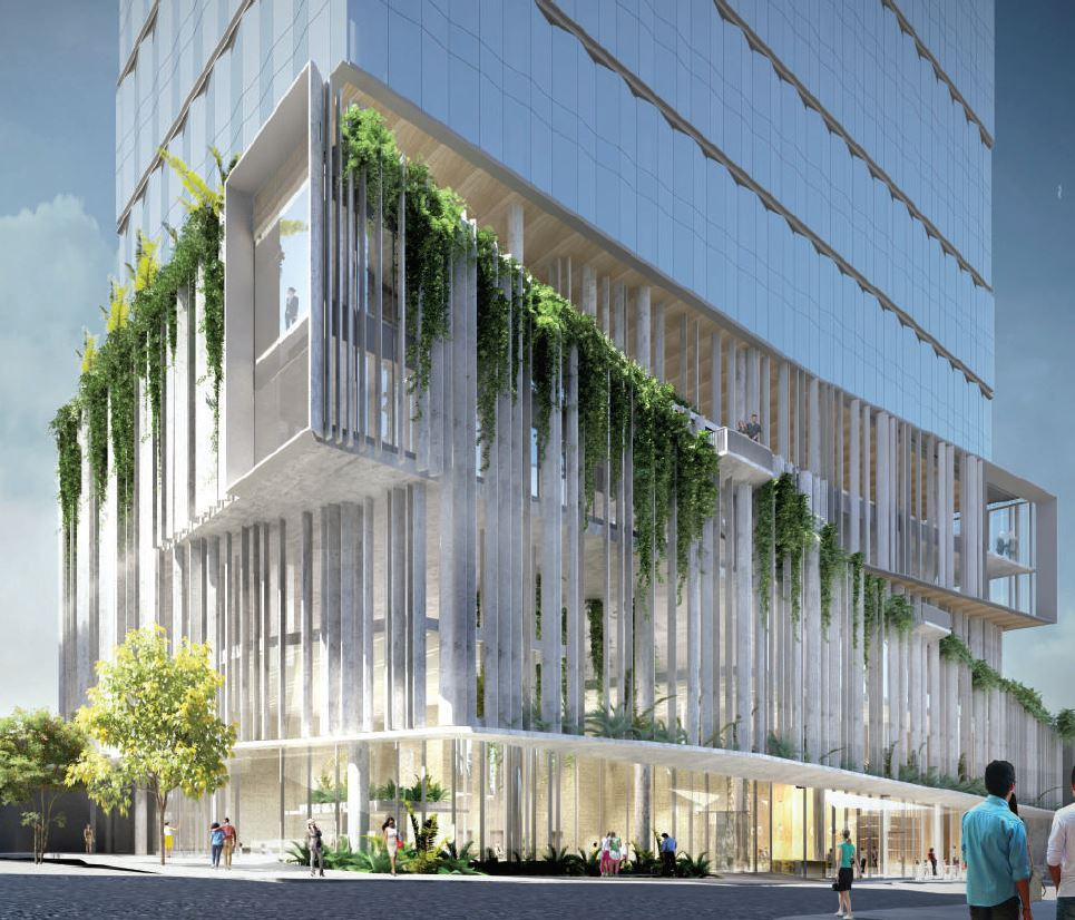 Office Tower & Retail – Ann Street, Fortitude Valley