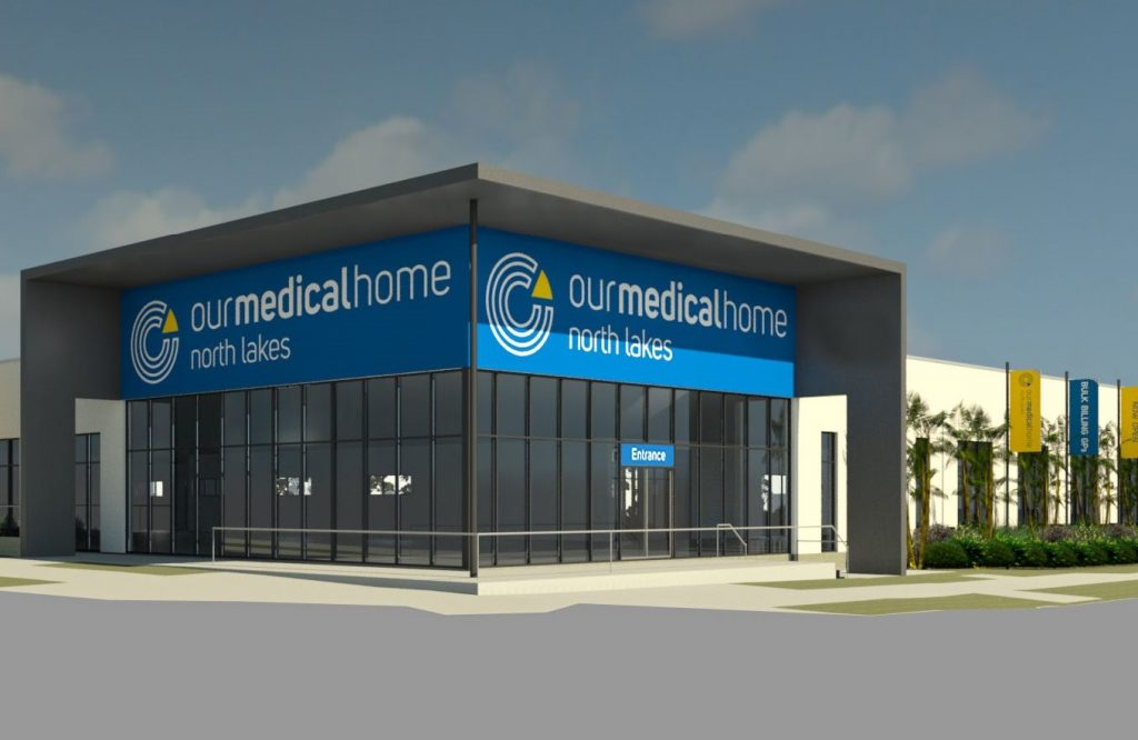 Medical Centre & Pharmacy – North Lakes Drive, North Lakes