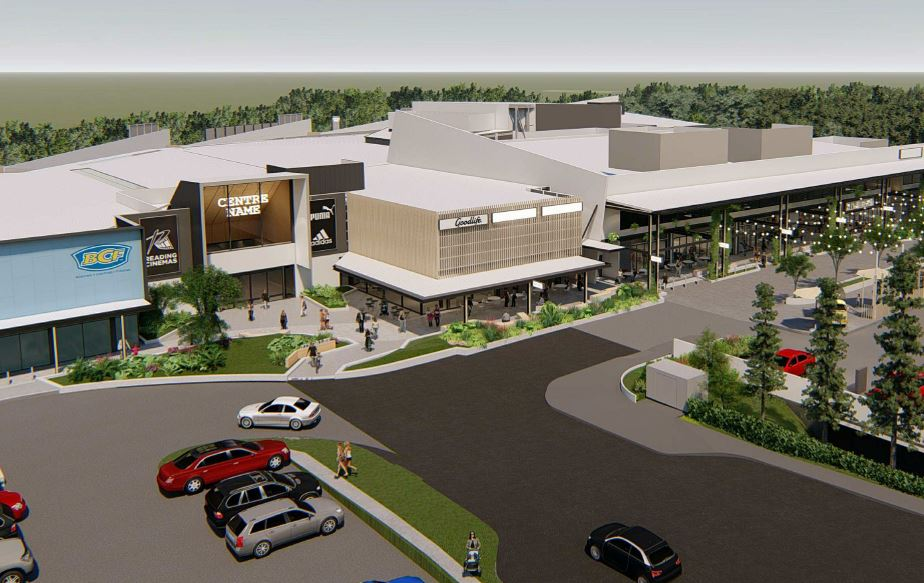 Approved Cinema & Dining Precinct - Jindalee Direct Factory Outlet