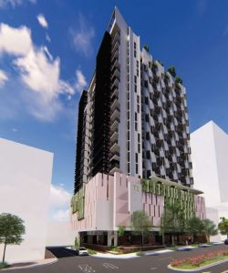 Residential Tower & Retail – Ebor Street & High Street, Toowong