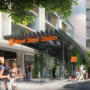 Albert Street Station PDA Declared – Cross River Rail