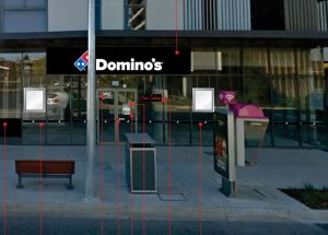 Domino's Pizza Shop – Jephson Street, Toowong