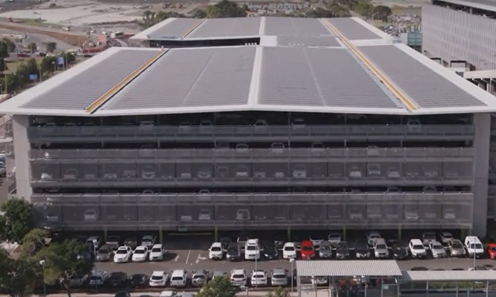 Completed – $11 million Solar Upgrade – Brisbane Airport