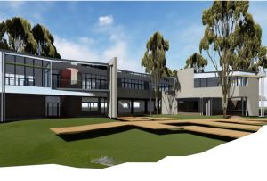 Classroom Building – Cannon Hill Anglican College