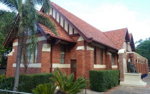 Administration Building Refurbishments – Anglican Church Grammar School, East Brisbane
