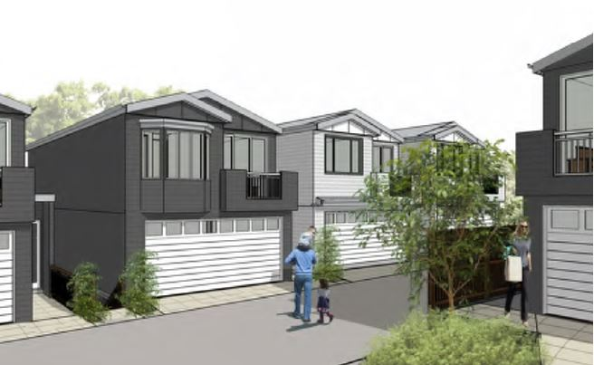 Multiple Dwellings – 35 Eric Road, Holland Park