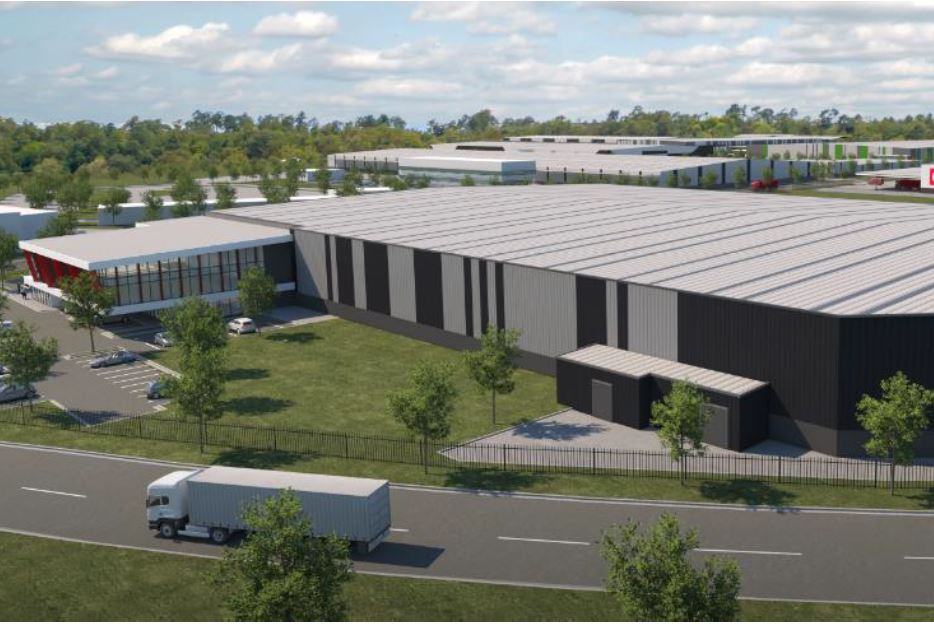 Manufacturing Facility – 7001 Robert Smith Street, Redbank