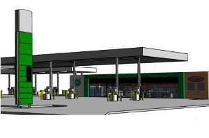 BP Service Station – South Pine Road, Brendale