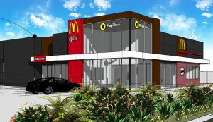 McDonalds & Caltex Service Station – Lytton Road, Morningside